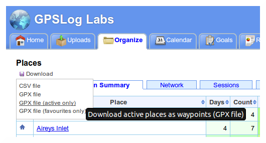 Posts about filters - GPSLog Labs Blog